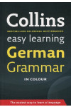 Collins Easy Learning: German Grammar in colour
