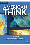 American Think Combo 1B with Online Workbook and Online Practice