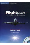 Flightpath. Aviation English for Pilots and ATCOs. Student's Book  (+ 3 CDs & 1 DVD)