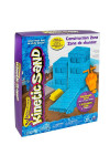 Кинетический песок Wacky-Tivities Kinetic Sand Construction Zone Blue (71417-2)