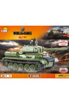 Конструктор Cobi World Of Tanks Т-34/85 (COBI-3005)