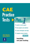 Cae Practice Tests Plus 1 With Key