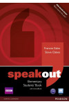 Speakout Elementary Students' Book (+ DVD, Active Book)