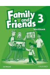 Family & Friends 3. Workbook