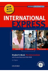 International Express. Pre-intermediate. Student's Book, Pocket Book and DVD