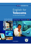 Oxford English for Telecoms and Information Technology. Student's Book (+ CD-ROM)