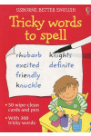 Tricky Words to Spell. Activity Cards