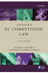 Goyder's EC Competition Law (Oxford Ec Law Library)