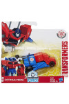 Трансформер Hasbro Transformers Robots in Disguise Гиперчэндж Optimus Prime (B0068_C0648)