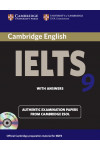 Cambridge IELTS 9 with Answers and CD