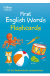 My First English Words Flashcards