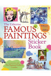 Famous Paintings. Sticker Book