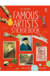Famous Artists. Sticker Book