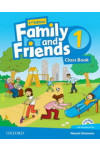 Family and Friends: Level 1. Class Book (+multirom Pack)