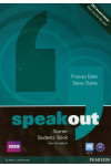 Speakout Starter Students Book (+ DVD-ROM)