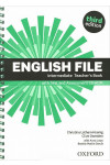 English File. Intermediate. Teacher's Book with Test and Assessment CD-ROM