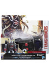 Трансформер Hasbro Transformers 5 One Step Decepticon Berserker (C0884_C2823)