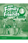 Family and Friends. Level 3. Workbook