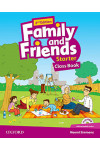 Family and Friends 2nd Edition Starter Class Book (+ Multi-ROM)