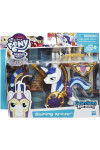 Игровой набор My Little Pony Hasbro Guardians of Harmony Шайнинг Армор (B7570 B6008-2)