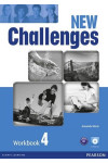 New Challenges 4 Workbook (+ CD-ROM)