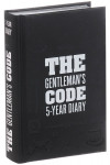 The Gentleman's Code. 5-Year Diary