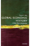 Global Economic History. A Very Short Introduction