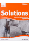 Solutions: Upper-intermediate. Workbook