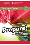 Cambridge English Prepare! Level 5. Teacher's Book with DVD and Teacher's Resources Online