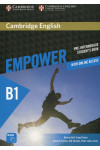 Cambridge English Empower B1. Pre-Intermediate Student's Book (+ Online access)