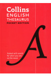 Collins English Thesaurus: Pocket edition