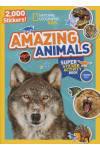 Amazing Animals. Super Sticker Activity Book