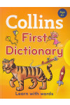 Collins First Dictionary. Learn With Words