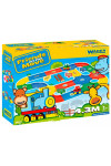 Игровой набор Wader Friends on the move Трасса 4,3 м (54210)