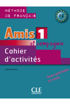 Купить - Книги - Amis Et Compagnie Level 1 Workbook