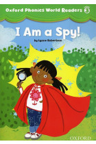 Купить - Книги - Oxford Phonics World 3 Reader: I am a Spy!