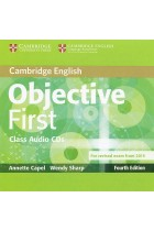 Купить - Книги - Objective First Class Audio CDs (2 CD-ROM)