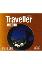Купить - Книги - Traveller Level B1+ Class CDs (2 CD-ROM)