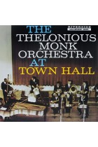 Купить - Музыка - The Thelonious Monk Orchestra: At Town Hall (Vinyl, LP) (Import)