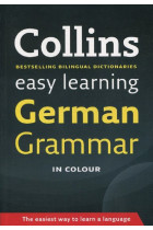 Купить - Книги - Collins Easy Learning: German Grammar in colour