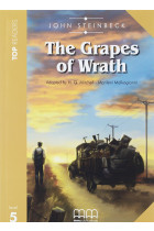 Купить - Книги - Grapes of Wrath: Student's Book: Level 5 (+ CD)