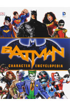 Купить - Книги - Batman Character Encyclopedia