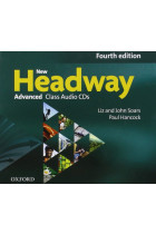 Купить - Книги - New Headway Fourth Edition Advanced Class Audio CDs