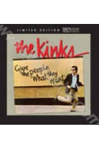 Купить - Музыка - The Kinks: Give the People What They Want. Limited Edition (LP) (Import)
