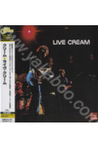 Купить - Музыка - Cream: Live Cream vol.1 (Mini-Vinyl CD) (Import)