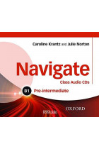 Купить - Книги - Navigate Pre-intermediate B1 Class Audio CDs