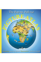 Купить - Книги - The Pop-Up, Pull-Out, Picture Atlas