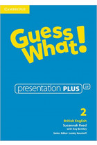 Купить - Книги - Guess What! Level 2 Presentation Plus DVD-ROM