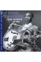 Купить - Музыка - T Bone Walker: The Hustle is On. The Essential Blue Archive