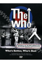 Купить - Музыка - The Who: Who's Better, Who's Best (DVD)